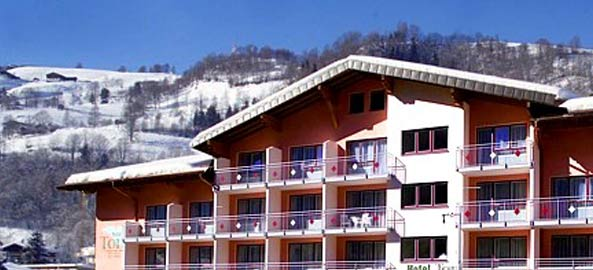 Apartamenty dla narciarzy w Austrii
