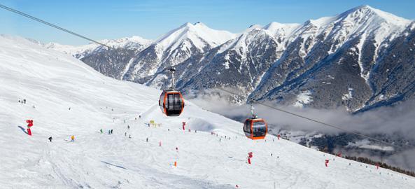 Ferie narciarskie w Austrii