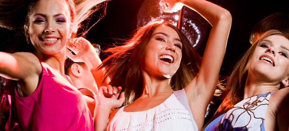 Imprezy, bary, kluby Austria